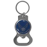 Air Force Bottle Opener Key Chain