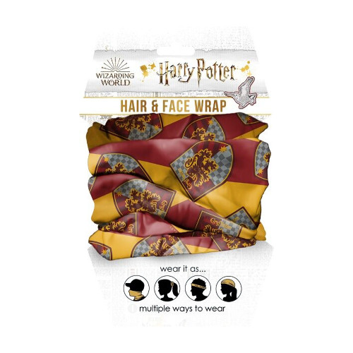 Spoontiques Harry Potter Gryffindor Hair Wrap