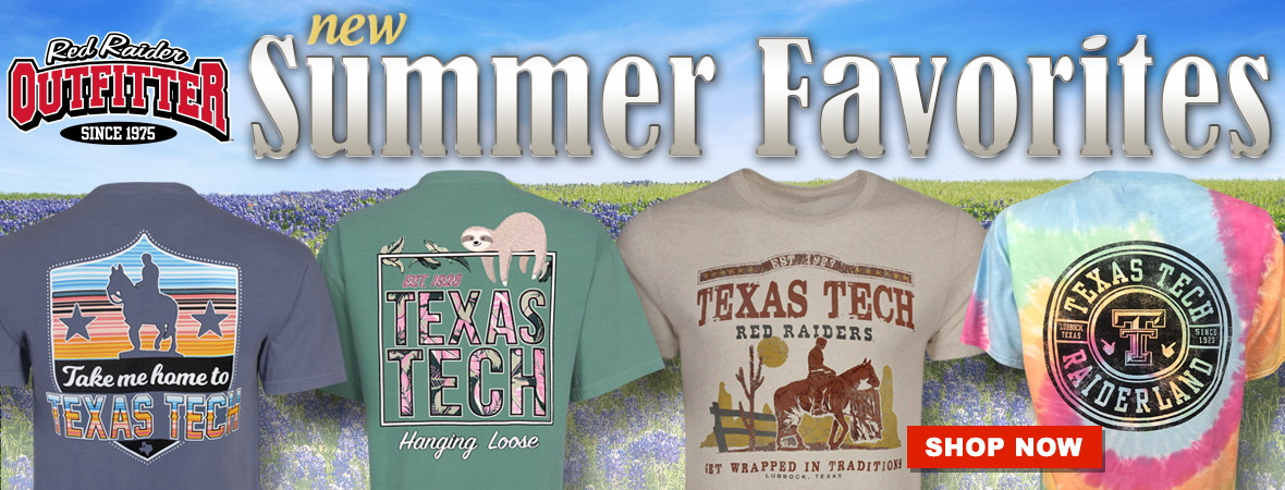 Red Raider Outfitter - Texas Tech Store, Shop TTU Gear