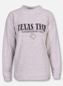 "Pressbox Texas Tech Red Raiders ""Newspaper"" Pullover Sweatshirt"