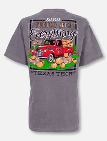 """Texas Tech Red Raiders Double T """"Everything Nice"""" Short Sleeve T-Shirt"""