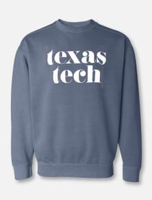 "Texas Tech Red Raiders ""Pristine"" Crew Sweatshirt"