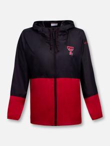 "Columbia Texas Tech Red Raiders Double T ""Flash Forward II"" Women's Windbreaker Jacket"