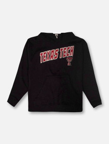 "CI Sport Texas Tech Red Raiders Double T ""Cipher"" YOUTH Pullover Hoodie"
