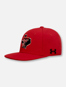 "Under Armour Texas Tech Red Raiders ""Pride"" YOUTH Flatbill Snapback Cap"