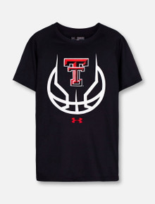 "Under Armour Texas Tech Red Raiders ""Slam Dunk"" YOUTH Short Sleeve T-Shirt"
