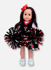 Texas Tech Red Raiders Double T Cheerleading Doll
