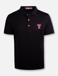 "RRO Signature Collection Texas Tech Double T ""Equity"" Polo"