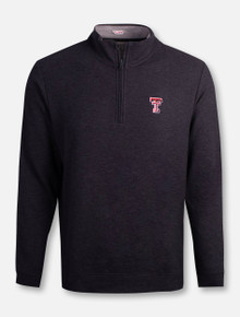 "Vineyard Vines Texas Tech Red Raiders ""Saltwater"" 1/4 Zip Pullover"