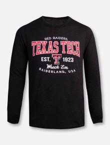 "Texas Tech Red Raiders ""Fireside"" Long Sleeve T-Shirt"