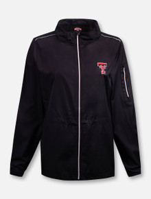"RRO Signature Collection Texas Tech Red Raiders Double T ""Dividend"" Women's Lightweight Jacket"
