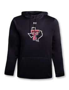 "Under Armour Texas Tech Red Raiders ""Captain Pride"" Fleece Pullover Hood"