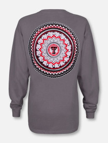"Texas Tech Red Raiders ""Tapestry"" Long Sleeve T-Shirt"