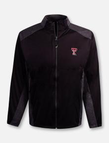 "Antigua Texas Tech Red Raider Double T ""Revolve"" Full Zip Jacket"