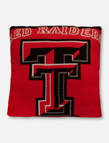 Texas Tech Red Raiders Tapestry Pillow