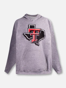 Texas Tech Red Raiders Pride Logo YOUTH Pullover Hoodie