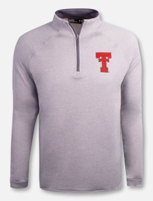 "Under Armour Texas Tech Red Raiders ""Terry Throwback"" 1/4 Zip Pullover"