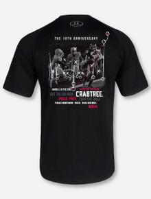 "Under Armour Texas Tech Red Raiders 10th Anniversary ""Crab Grab"" T-Shirt"