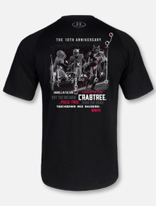 "Under Armour Texas Tech Red Raiders 10th Anniversary ""Crab Grab"" T-Shirt"