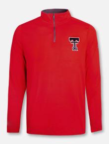 "Under Armour Texas Tech Red Raiders ""Starting Line Up"" Threadborne 1/4 Zip Pullover"