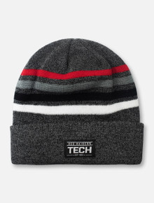 "Top of the World Texas Tech Red Raiders ""Upland"" Cuffed Knit Beanie"