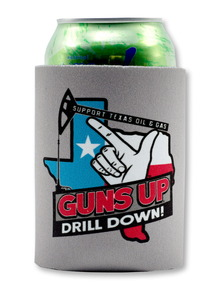 "Texas Tech Red Raiders ""Drill Down"" Can Cooler"