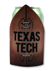 "Texas Tech Red Raiders ""Football"" Can Cooler"