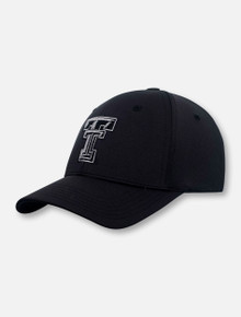 "Top of the World Texas Tech Red Raiders ""Phenom"" Memory Foam Stretch Fit Cap"