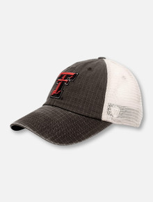 "Top of the World Texas Tech Red Raiders ""Raggs"" Snapback Cap"