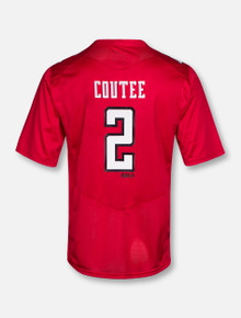 Under Armour Texas Tech NFL Coutee Red Jersey