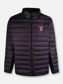 "Columbia Tech Red Raiders Double T ""Lake 22"" Full Zip Jacket"