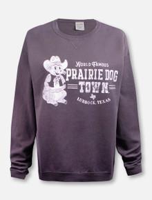 Texas Tech Red Raiders World Famous Prairie Dog Town Sweatshirt