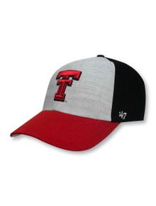 "47 Brand Texas Tech Red Raiders ""Hayes"" Wool Adjustable Cap"