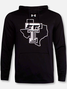 "Under Armour Texas Tech Red Raiders ""Black List"" Fleece Hoodie"