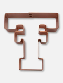 Texas Tech Red Raiders Double T Cookie Cutter