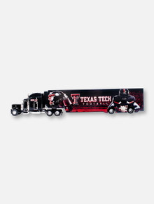 Texas Tech Red Raiders Equipment Truck