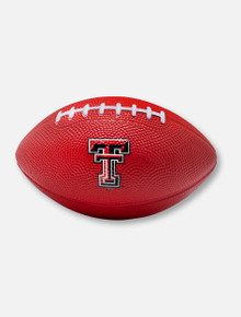 Texas Tech Red Raiders Double T Red Foam Football