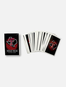 Texas Tech Red Raiders Pride Playing Cards