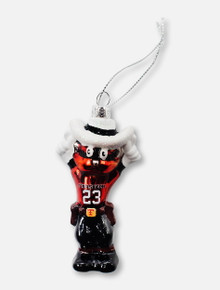"Texas Tech Red Raiders ""Raider Red"" Ornament"