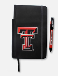 Texas Tech Red Raiders Message Pen and 5x8 Notebook Gift Set