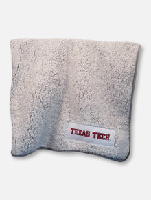 "Texas Tech Red Raiders ""Frosty Fleece"" Sherpa Blanket"