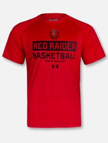 "Under Armour Texas Tech Red Raiders ""Lockdown"" Short Sleeve T-Shirt"