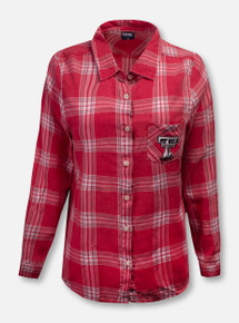"Texas Tech Red Raiders ""Game Day"" Flannel"