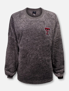 "Texas Tech Red Raiders ""Fauxy"" Crew Sweatshirt"