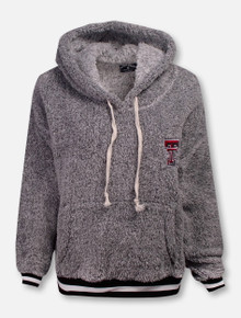 "Texas Tech Red Raiders ""Fauxy"" Hoodie Pullover"