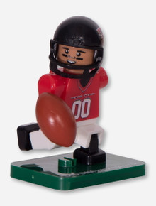 Texas Tech Lego Compatible #00 Red Raider Minifigure