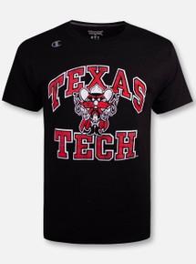 "Champion Texas Tech Red Raiders ""Raider Red Dynamic"" Short Sleeve"