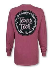 "Texas Tech Red Raiders ""Farmer's Market"" Long Sleeve T-Shirt"