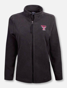 "Charles River Texas Tech Red Raiders ""Boundary"" Fleece Jacket"