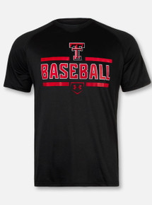 "Under Armour Texas Tech Red Raiders ""Fast Ball"" T-Shirt"